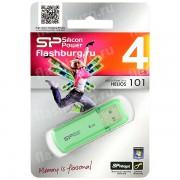 4GB USB Flash, Silicon Power Ultima II черный