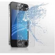 Защитное стекло для Apple iPhone 4/4S iSteel-01, DF