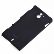 Чехол Moshi Soft Touch Sony MT27i черный
