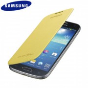 Чехол для Samsung Galaxy S4 mini Желтый