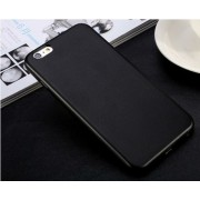 Чехол iPhone 6 PLUS кожа Ultra thin черный