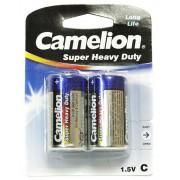 00531 Camelion R14 Blue BL-2 ( батарейка,1.5В)