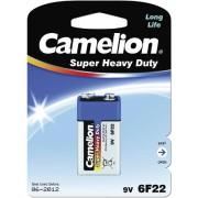 00609 Camelion 6F22 Blue BL-1 (батарейка,9В)