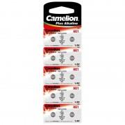 04465 Батарейка Camelion AG1 BL10 364A LR621/164 для часов
