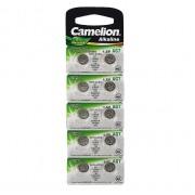 06124 Батарейка Camelion AG7 BP10 395A LR926/195 для часов