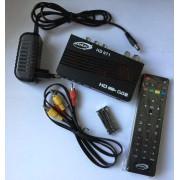 Цифровой эфирный DVB-T2 приемник BAIKAL 971 HD
