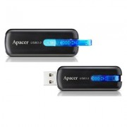16GB USB 3.0 Flash, Apacer AH354 Retail черный