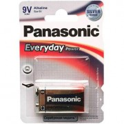 24798 Батарейка Panasonic EVERYDAY 9V 1BP