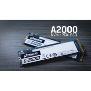250Гб SSD M.2 2280 Kingston A2000 (R2000/W1100MB/s) TLC 3D NAND