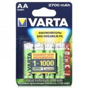 28509 Аккумулятор  VARTA  5706.301.402  АА 2700 mAh BL2 Dig.Photo