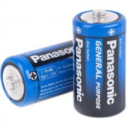 28581 Батарейка Panasonic R14 С UPR/2S Gen.Puprose   2/24/480