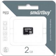 2GB Карта памяти MicroSD Smart Buy