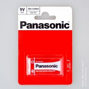 32892 Батарейка Panasonic Zinc Carbon 9VF22RZ/1BP 1/12/60