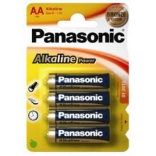 32984 Батарейка Panasonic Alkaline LR6 4BP