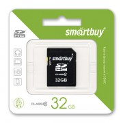 32GB Карта памяти SDHC Smart Buy class 10