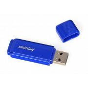32GB USB Flash, Smart Buy Dock синий (SB32GBDK-B)