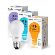 38765 Светодиодная лампа 42 серия 42LED-A60-15W-230-6500K-E27