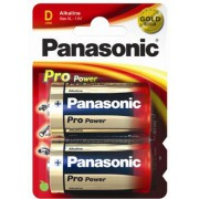 38887 Батарейка Panasonic   PRO POWER   LR20 / 2BP