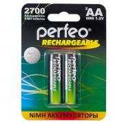 39245 Аккумулятор Perfeo AA2700mAh/2BL
