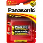39891 Батарейка Panasonic   PRO POWER LR6 /  2BP