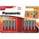 39969 Батарейка Panasonic PRO POWER LR6 BL*8 (6+2 PR) Могучие Рейнджеры
