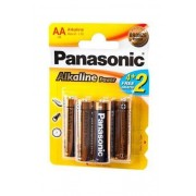 40958 Батарейка Panasonic Alkaline LR6 6BP 4+2
