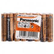 41290 Батарейка Panasonic Alkaline LR03 8шт шринк