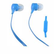 41378 Наушники Perfeo внутриканальные c микрофоном HANDY синие
