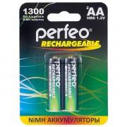 41606 Аккумулятор Perfeo AA1300mAh/2BL