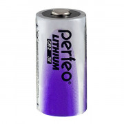44447 Батарейка Perfeo CR2/1BL Lithium