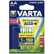 58688 Аккумулятор VARTA АА 800 mAh  BP2 RTU для садовых фонарей 56736.101.402