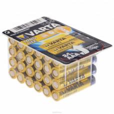 74548 Батарейка Varta Longlife Extra AAA LR03 Вig box 24