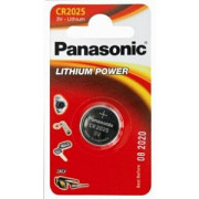 85121 Батарейка Panasonic Power Cells CR 2025 B1