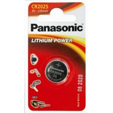 85121 Батарейка Panasonic Power Cells CR 2025 B1