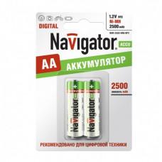 94464 Аккумулятор Navigator NHR-2500-HR6-BP2