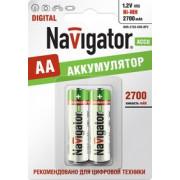 94465 Аккумулятор Navigator NHR-2700-HR6-BP2