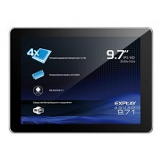 """9.7"""" Планшетный Explay sQuad 9.71 [1.4 GHz, 4 core, 16 Gb, 2048 Mb, 9.7"""" IPS 2048x1536, Cam 2.0, MicroSD, Wi-Fi, And4.1,"""