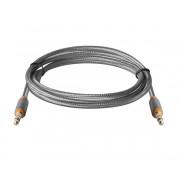 AUX аудиокабель 3.5мм - 3.5мм шнурок