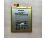 Аккумулятор (батарея) б/у  DEXP Ixion MS350, 3140mAh