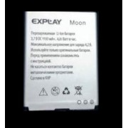 Аккумулятор (батарея) б/у  Explay Moon, 1150mAh