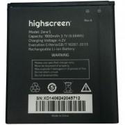 Аккумулятор (батарея) б/у  Highscreen Zera S Rev.S, 1800mAh