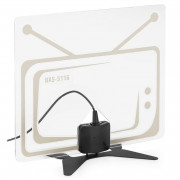 Антенна комнатная активная BAS-5116-USB РЕКОРД