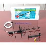 Антенна уличная активная DVB-T2 Локус Эфир-08 AF (L 035.18 DF) без бп