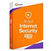 Avast Internet Security Nitro (лицензия для 3 ПК, длительностью 1 год)