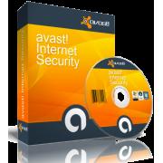 Avast Internet Security (лицензия для 1 ПК, длительностью 1 год)