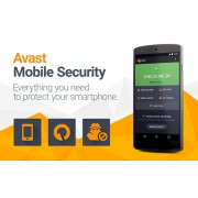 Avast Mobile Security Pro (лицензия на 1 год)