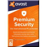 Avast Premium Security (1 год, 1 устройство)