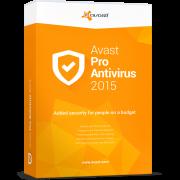 Avast Pro Antivirus (лицензия для 1 ПК, 1 год)