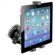 Автомобильный держатель для планшета/gps (крепление на лобовом стекле, на приборной панели), Deppa Crab 7