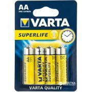 Батарейки VARTA ENERGY AA 4 шт